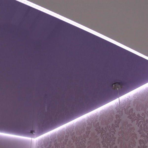 Купить в Минске парящий натяжной потолок