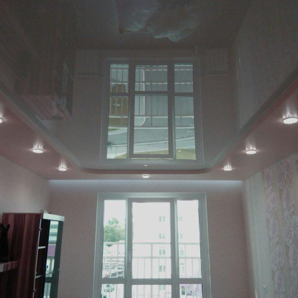 Купить глянцевый потолок